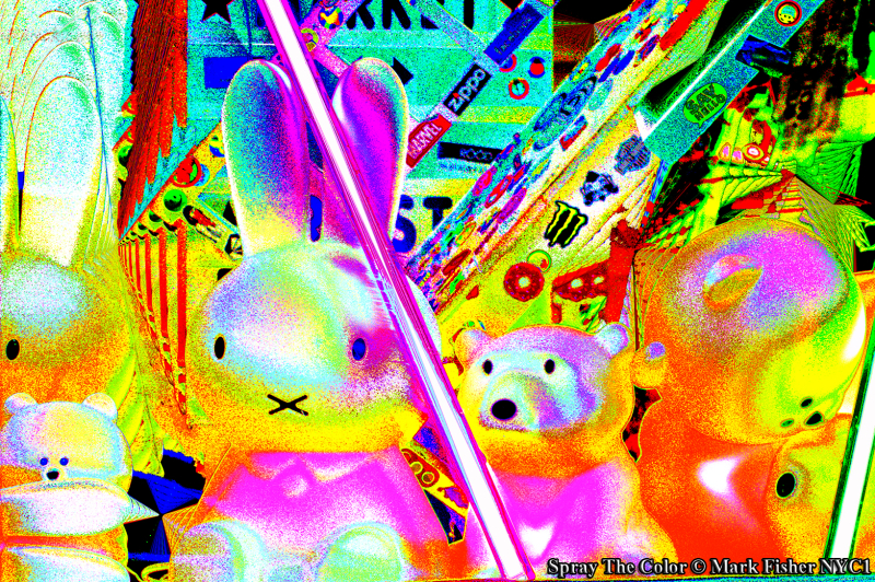 Spray The Color © Mark Fisher NYC1-0007