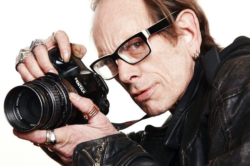 Fotógrafo Mark Fisher