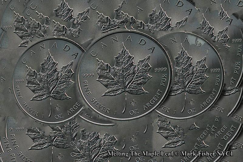 Melting The Maple Leaf © Mark Fisher NYC1-9766